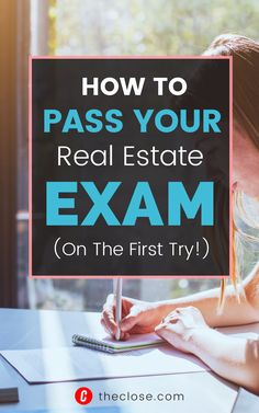 Real Estate Test, Real Estate School, Real Estate Career, Real Estate License, Real Estate Leads, Real Estate Business, Real Estate Investing, Real Estate Marketing, Best Study Tips