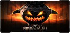 Halloween at Pirate Galaxy (PirateGalaxy.com)