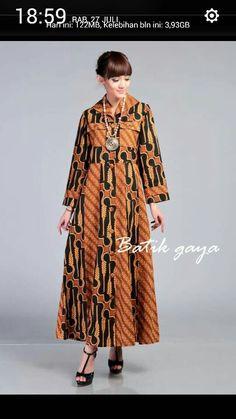 484 Best Batik Hijab Images In 2019 Batik Dress Blouse Batik