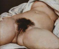 L'Origine du monde, 1866 - Gustave Courbet