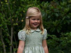 Princess Amalia - photoshoot Wassenaar