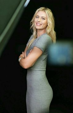 Maria Sharapova - www.facebook.com/ILoveHotAndCuteCelebrities