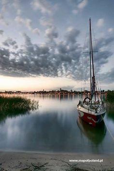 MIKOLAJKI - Mikolajki Lake