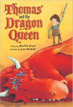 Book Review: Thomas and the Dragon Queen by Shutta Crum