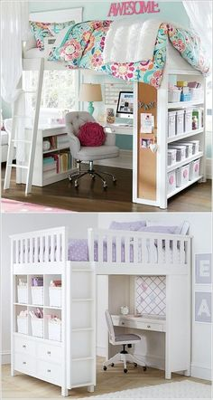 design for small bedroom space saving ~ design for small bedroom ; design for small bedroom space saving ; design for small bedroom diy ; design for small bedroom ideas ; design for small bedroom layout Cute Bedroom Ideas, Cute Room Decor, Room Ideas Bedroom, Girl Bedroom Designs, Awesome Bedrooms, Bedroom Decor, Bedroom Loft, Bedroom Storage, Trendy Bedroom