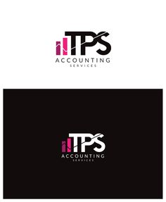 Logo Design by CanDoDesign for TPS Accounting - providing accounting, bookkeeping, tax, and business services to small businesses #SmallBusiness #DesignCrowd #design #logo