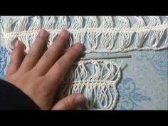 Túnica Mandala, video explicativo (Crochê Pai D'égua) - YouTube