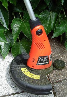 How to use a string trimmer without breaking the line! Also known as a weed eater or weed whacker, this garden power tool has many names and it certainly beats a hedge shears for trimming and edging! This hub shows you how not to break the line! Editor's Choice on HubPages (view similar articles to this at http://eugbug.hubpages.com)