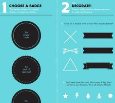 How to handcraft an authentic, artisanal, vintage logo for your company