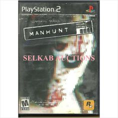 Manhunt by Rock Star for Play Station 2 Video Game disc PS2 NTSC U/C Used 710425272561 on eBid Canada