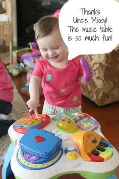 Cute Idea! Birthday Party Thank You Notes #birthday #party