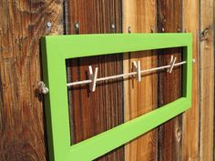 Green Olive Wood Picture  Collage Frame by MyThreeWishesShop, $30.00