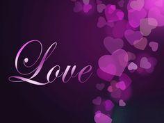 If You Love Purple | Purple Heart Love You | 1600 x 1200 | Download | Close