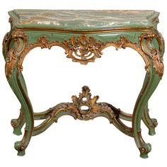 Franya Waide @ 1stdibs   Louis XV Style Console $4,400.00