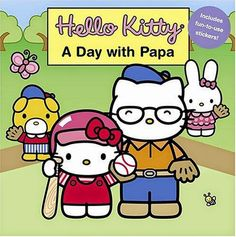 Happy Father's Day Hello Kitty