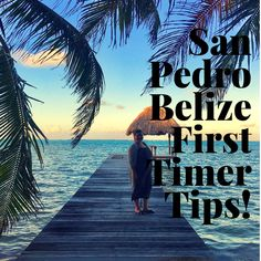 There are lots of fun things to do in San Pedro in Belize. Here's our suggestions for 7 fun San Pedro Belize activities. Belize Resorts, Belize Vacations, Belize Travel, Vacation Destinations, Vacation Spots, Belize Snorkeling, Tropic Air, Belize Islands, San Pedro Belize