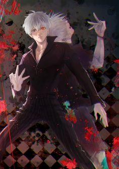 Tokyo Ghoul :Re - Sasaki Haise - Kaneki Ken