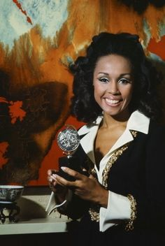 Happy 79th Birthday to the one and only Diahann Carroll!! One of my favorite #VBGlegends is seen here in a promotional photo for the Tony Awards - she hosted the 1969 ceremony. Photo by: NBC/NBCU/Getty.
