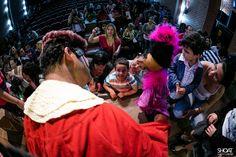 Espetáculo O Conto da Ilha Desconhecida - 23/07/2013 - Fundação Cultural Carlos Drummond de Andrade. Projeto Kabana - Itabira, MG