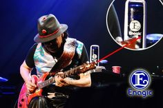 Carlos Santana Drinks Kangen Water While Performing Kangen Alkaline Water Visit www.kangenwatercalifornia.com or call Germaine @ 888-485-5552 to learn more about affordable financing.