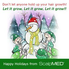 Scalp Med, Hold Ups, Hair Loss, Hair Growth, Your Hair, Happy, Fun, Products, Hair Growing