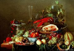 Jan Davidsz Heem - Sumptuous Still Life