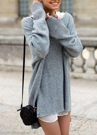 fashforfashion -♛ STYLE INSPIRATIONS♛: knit