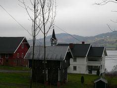 Stabbur (Storage Building) in Norway