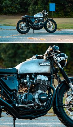A growing collection of motorcycle builds & stories. Cb750 Cafe Racer, Cafe Racer Motorcycle, Cafe Racers, Scrambler, Honda Cb750, Honda Motorcycles, Baby Doll Nighties, Moto Cafe, Ford Pickup Trucks