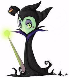 Maleficent. I love Sleeping Beauty.