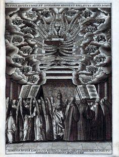 Melchor Prieto - Psalmodia Eucharistica (1622).  > Engraver: Alardo de Popma.