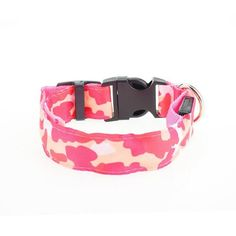 Camouflage Dog and Cat LED Collar