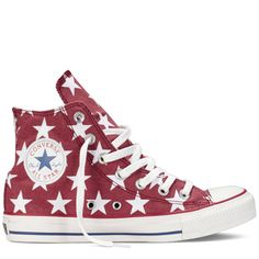 Chuck Taylor High-Top Stars. Clown ShoesSneakers ...