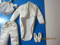 "Vintage Ken Doll ""Wedding of The Year"" Groom Outfit in Original Box 1982 5744 