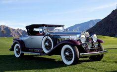 1930 Cadillac V-16 Roadster - (Cadillac Motors, Detroit, Michigan 1902- date)