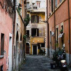 Trastevere, Rome    by .natasha.   via evysinspirations