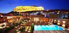 Raas hotel  Tunvarji ka Jhalra, Makrana Mohalla  Jodhpur, India  http://raasjodhpur.com