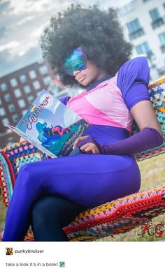 ITS READING RAIN-BOW! More - COSPLAY IS BAEEE!!! Tap the pin now to grab yourself some BAE Cosplay leggings and shirts! From super hero fitness leggings, super hero fitness shirts, and so much more that wil make you say YASSS!!!