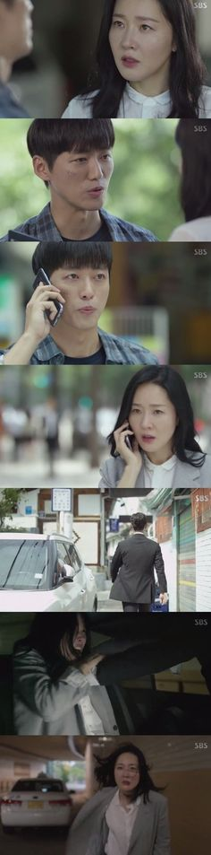 [Spoiler] Added episodes 17 and 18 captures for the #kdrama 'Falsify'