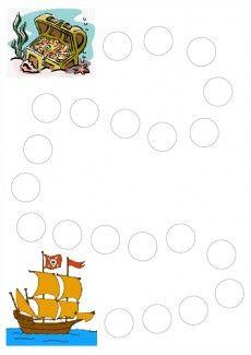 Spielplan Schatzkiste