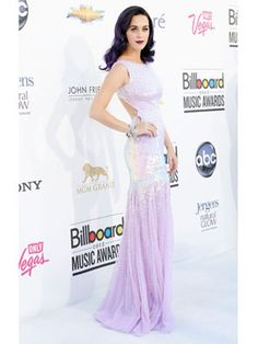 Katy Perry Billboard Music Awards 2012. Her dress is to die for!