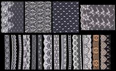 Lace Collection by mimetalk.deviantart.com on @DeviantArt