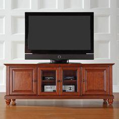 Crosley Furniture Cambridge Low Profile TV Stand $422.99