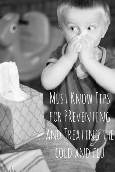 Tips for Treating and Preventing Colds
