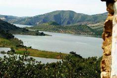 Lake Iznajar (Córdoba, Granada y Málaga)
