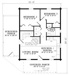 Open Floor Plan 24 X 42 24x32 View Floor Plan 768 Sq