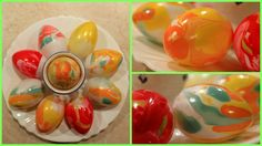 Egyszerű és nagyszerű húsvéti tojás DIY
