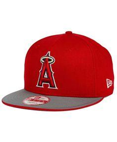 405583dd65a New Era Los Angeles Angels of Anaheim Team Reflect 9FIFTY Snapback Cap Men  - Sports Fan Shop By Lids - Macy s