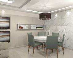 projeto sala jantar - by egt