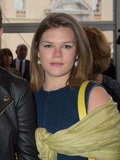 paulineducruet:  Camille Gottlieb, younger daughter of Princess Stephanie of Monaco